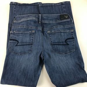 American Eagle Outfitters Jeans - American Eagle Womens Jeans 6 SHORT Kick Bootcut